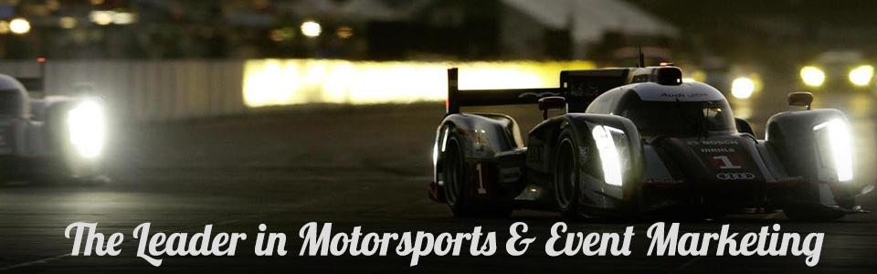 The Leader in Motorsports & Event Marketing
